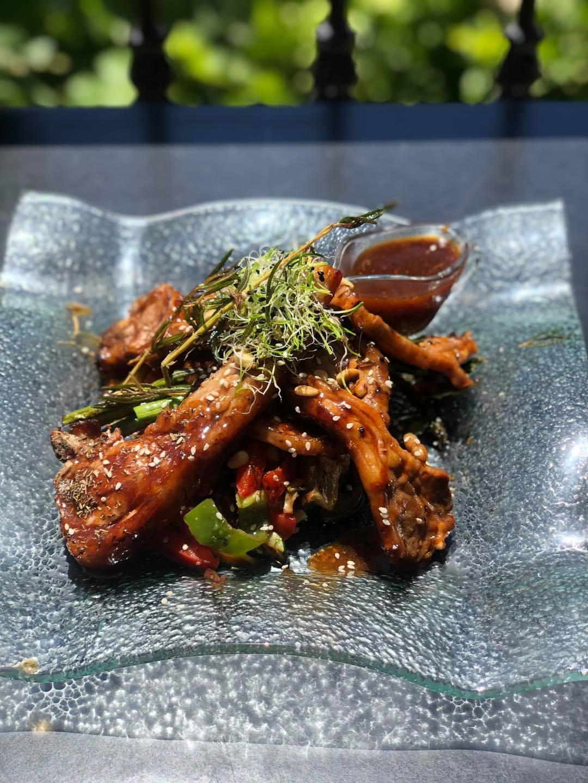 La Luna restaurante campomijas fuengirola lamb chops